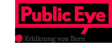 Public Eye - Für eine nachhaltige Globalisierung